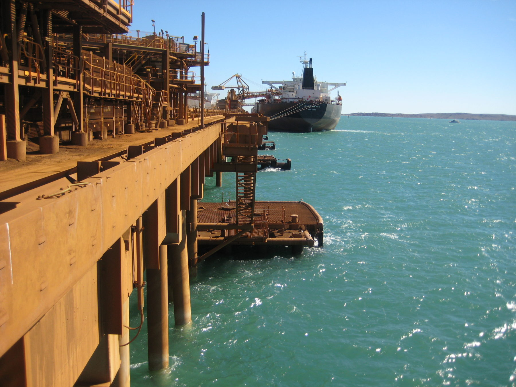 Operations Support at Dampier Port